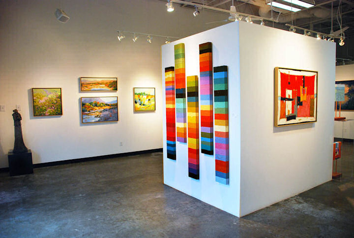 THORNWOOD GALLERY . Houston, Texas